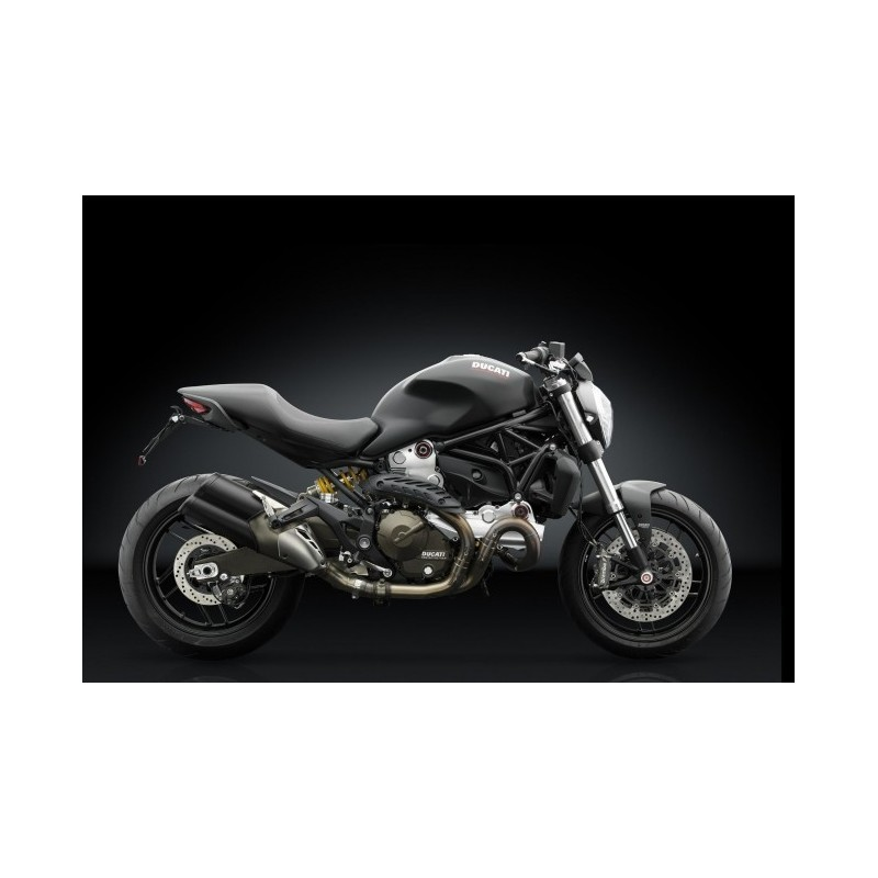 support plaque rizoma pour ducati monster 1200. Black Bedroom Furniture Sets. Home Design Ideas