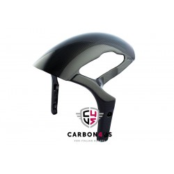 """Caffe"" front fender in carbon"