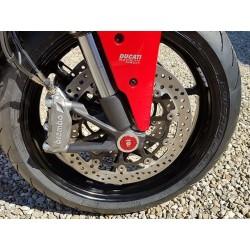 Tapón derecho rueda delantera CNC Racing