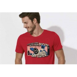 "Camiseta Ducati Desmo-Dreams ""Dry-Clutch"""
