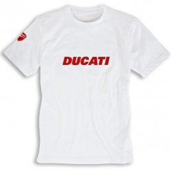"Ducati ""ducatiana 2"" shirt white"