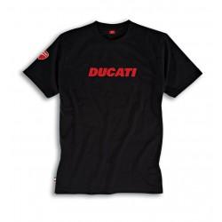 """T-shirt noir """"Ducatiana 2"""""""