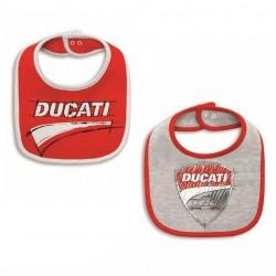 Par de baberos Ducati Corse