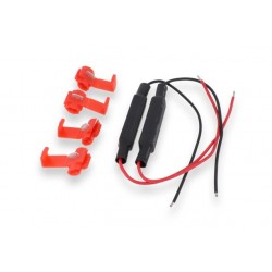 Kit de resistencias para intermitentes LED
