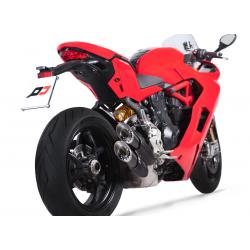 Escape QD para Ducati SuperSport MONKEY SLASH-CARBON