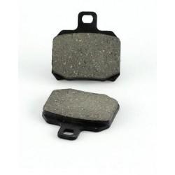 Almofadas de freio traseiro