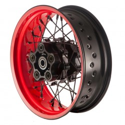 Llantas de radios Alpina Monster 797 Red Line