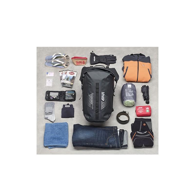 0201004dc8 GIVI UT802 waterproof 35Litres backpack.
