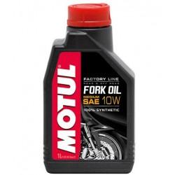 Aceite de Horquilla Motul 10W Factory Line Medium 1L