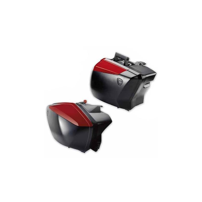 Ducati Multistrada Pannier Capacity