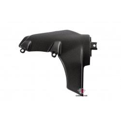Protector Panel de Motor en Carbono