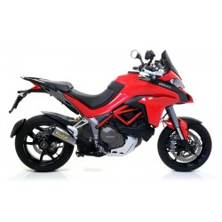 Terminal arrow works carby multistrada