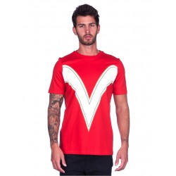 Camiseta ducati corse stripe