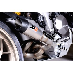 Escape Gunshot QD para Ducati Multistrada 1260