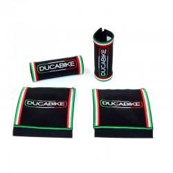 Ducabike grip guards for Ducati