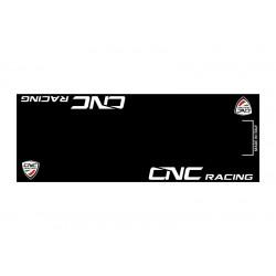 Alfombra de garaje CNC Racing para Ducati