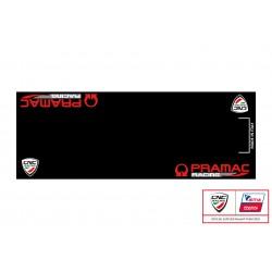 Alfombra de garaje CNC Racing Pramac para Ducati