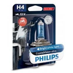 Bombilla halógena Philips Crystalvision H4 para Ducati
