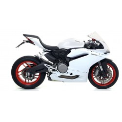 Escape Arrow Titanio Works Carby - Ducati Panigale 959