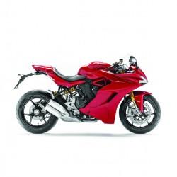 Maqueta oficial de la Ducati SuperSport 939