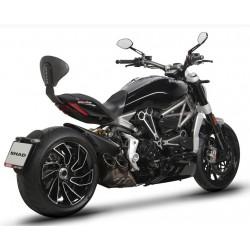 Respaldo de pasajero Comfort Shad para Ducati XDiavel