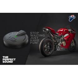 UP-MAP escape TERMIGNONI 4uscite - Ducati Panigale V4