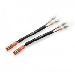 Cables adaptadores portamatrículas para Ducati X-Diavel