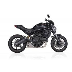 Escape completo Ex-Box Homologado de Ducati Monster 797