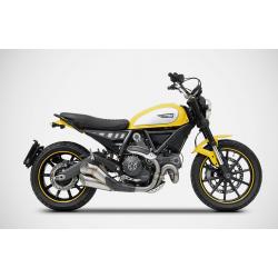 Escape ZARD EVO-R para Ducati Scrambler.