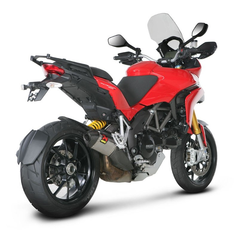 silenceux akrapovic pour ducati multistrada 1200. Black Bedroom Furniture Sets. Home Design Ideas