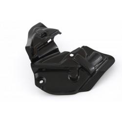 Protector superior izquierdo del motor
