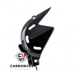 Protector de piñón FullSix para Ducati Panigale V4.