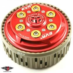 Embrague antirebote Full kit sinterizado para Ducati.