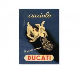 Imán Ducati Cucciolo