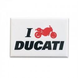 Imán I moto Ducati
