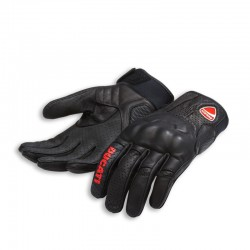 Guantes Ducati Logo C1 negro