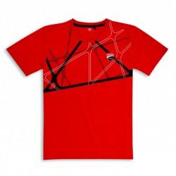 Camiseta Ducati Corse Graphic Red