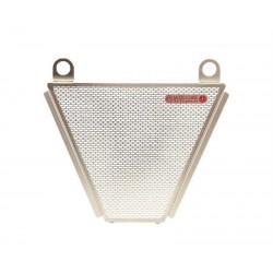 Protector radiador inferior titanio Panigale V4
