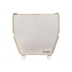 Protector radiador superior titanio Panigale V4