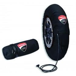 Set calentadores Ducati Corse para Ducati V4.