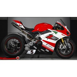 Kit de escapes DM5 para Ducati Panigale V4