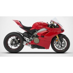 Escapes Zard Slip-on para Ducati Panigale V4