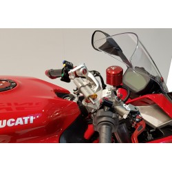 Kit de amortiguador Ohlins Ducati Supersport CNC