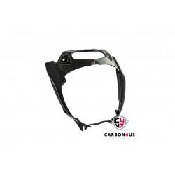 Cubierta del faro en carbono para Ducati Diavel