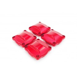 Kit protectores valvulas ncr en carbono
