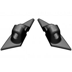 Adaptadores BS822B para espejos Rizoma V4