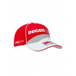 Gorra Ducati Corse rojo