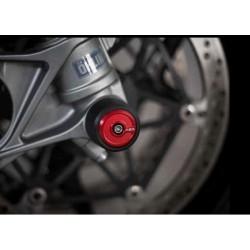 Protector de eje de rueda delantera AEM Ducati