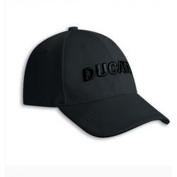 Gorra Negra Ducati de la línea D-Attitude