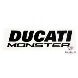 Pegatina depósito Ducati Monster 797-821 Original